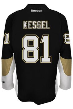 Pittsburgh Penguins Phil KESSEL  81 Official Home Reebok Premier Replica  Adult N CoolHockey e4dc75572