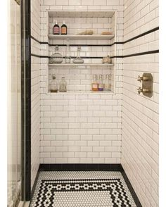 My other half could use one of these giant shower niches! #inspiration #productwhore @missemward