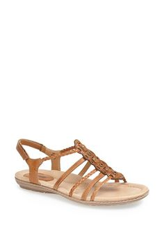Earth® Earth 'Bluff' Sandal available at #Nordstrom