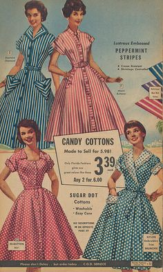 Candy Cottons | Flickr