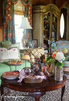 """Sweet"" Time Around The Coffee Table – Everyday Living"