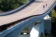 Natchez Trace Parkway Bridge, Tennessee