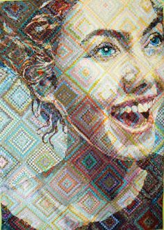 """Jeanne - Joyful"" by Deborah Hyde, MIGreatArtist (Park West Gallery)"