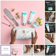 Don't forget about your feet!  Spring is coming! New product line now available. https://carrielumley.jamberry.com/ca/en/shop/products/indulgence-foot-care-set #pedi #spring #makeupnnailsgal