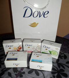 Mydełka od Dove  #wygrana #dove #mydła