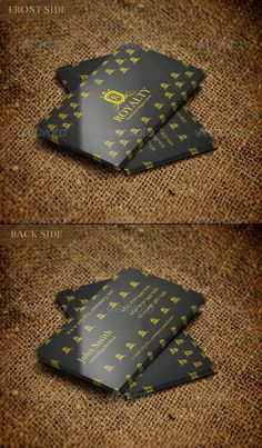 elegant business cards - Google Search