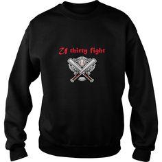 U35  U Thirty Fight baseball Check more at http://baseballtshirtsonline.com/2017/01/01/u35-u-thirty-fight-baseball/