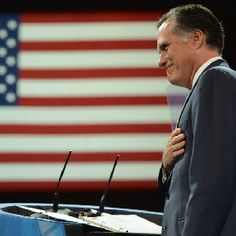 It seems American Republicans just aren't willing to learn from their mistakes. A new poll of GOP-leaning residents in the first-in-the-Nation primary State of New Hampshire indicates that failed 2012 GOP Presidential nominee Mitt Romney is the front-runner in a field of potential 2016 Republican contenders.