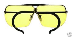 e11c3b097fe Prescription Shooting glasses with wide choice of tint - high vision