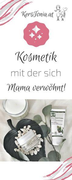 Mit dieser Bio-Kosmetik kannst du deine Mama-Haut ganz wunderbar verwöhnen und dir damit ein paar Mini-Auszeit-Momente im stressigen Mama-Alltag schaffen!