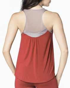 Meshed Up Tank
