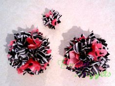 Spiky Barefoot Sandals with matching Hair Mini