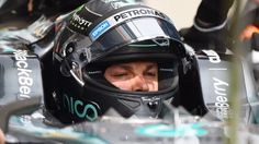 Nico Rosberg (GER) Mercedes AMG F1 W06 at Formula One World Championship, Rd3, Chinese Grand Prix, Practice, Shanghai, China, Friday 10 April 2015. © Sutton Motorsport Images