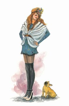 Happy March...by Inslee Haynes