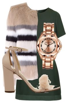 """Untitled #224"" by perfect-misfit-16 ❤ liked on Polyvore featuring Topshop, AINEA and Office"