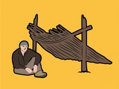 Myth: A lean-to is a great shelter.