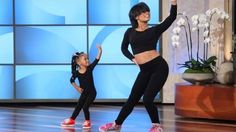 Mom and 3 Year-Old Dancing Daughter Heaven, Make First TV Appearance - Unlimited Whispers