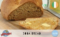 Soda Bread | Ireland | Around the World in 80 Days | Moomookachoo