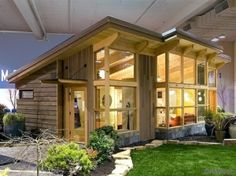 Fab Cab modular passive solar homes. The perfect size! by hone.popata