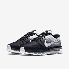 Buy NIKE Air Max 2017 Flyknit Black And White Gradient Copuon Code from Reliable NIKE Air Max 2017 Flyknit Black And White Gradient Copuon Code suppliers.Find Quality NIKE Air Max 2017 Flyknit Black And White Gradient Copuon Code and preferably on Footsk. Mens Nike Shox, Mens Nike Air, Nike Men, Nike Air Max, Nike Air Jordan Retro, Nike Fashion, Sneakers Fashion, Men Fashion, Air Max 2017 Homme