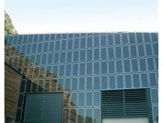 LACES BZ FOTOVOLTAICO TELERISCALDAMENTO - Google Search Solar Energy, Facade, Skyscraper, Multi Story Building, Windows, Google Search, Architecture, Renewable Energy, Italia