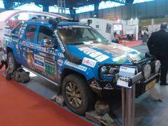 VW Amarok 2013 Dakar