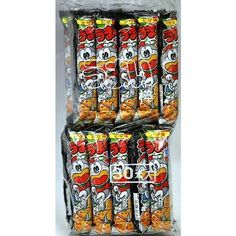From Japan,Umaibo Corn Puffed Snack,30pcs,Pizza #umaibo