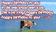 verjaardagsgedichtjes voor kinderen Happy Birthday, Happy Brithday, Urari La Multi Ani, Happy Birthday Funny, Happy Birth