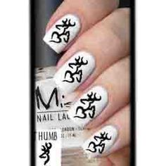 """* 20 Decals, enough for multiple mani/pedis * For both real natural nails and acrylics (""""fake nails"""") * Easy to apply, water activated in 20 seconds, instructions included * Much more durable than the competition at half the price * Instructional video link provided in package"""