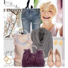 Classic With a Modern Twist Part III - Polyvore