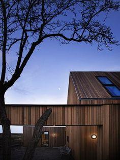Thermowood - Udvendig træbeklædning - Moelven