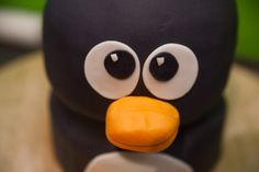 Darf ich vorstellen: Pete Pingu Bei Freunden half ich vor kurzem eine geschnitzte 3D-Torte für den Geburtstag des Sohnes zu basteln und...