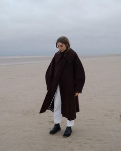 Photo shared by Brittany Bathgate on December 20, 2020 tagging @commonodds. May be an image of 1 person, standing and outerwear. Brittany Bathgate, All About Fashion, Normcore, Ootd, How To Wear, Clothes, Image, Winter Coats, December