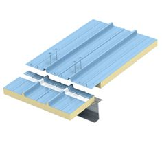 Mineral Wool, Commercial Complex, Steel Roofing, Thermal Insulation, Wire Mesh, Metal Roof, Aluminium Alloy, Solar, Glass