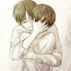 Eren x Levi<< Shingeki no Kyojin