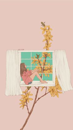 Pretty Phone Wallpaper, Mood Wallpaper, Iphone Background Wallpaper, Kawaii Wallpaper, Cute Walpaper, Spaceship Art, Tumblr Art, Cute Cartoon Wallpapers, Bird Illustration