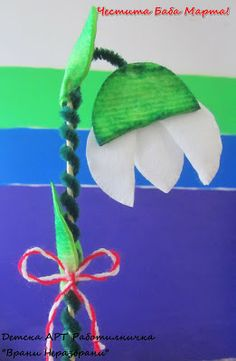 Snowdrop crafts