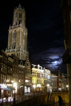 utrecht, netherlands - stayed here every time I've been to the Netherlands. Love this place and always stay at the same hotel too :).