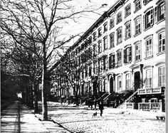The Lambs was located in a brownstone at 34 West St. Clubhouses, Rhythm And Blues, Lambs, Past, Nyc, America, Travel, Past Tense, Viajes