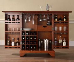 Monarch Specialties Inc. I 2543 Ladder Style Bar Cabinet | Dining Room |  Pinterest | Bar, Bar Furniture And Construction Materials