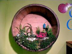 indoor fairy garden - Google Search