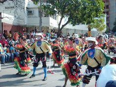 Garabato en Carnavales Barranquilla Colombia