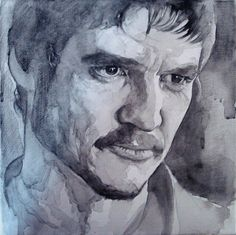 Prince Oberyn Martell, Game of Thrones , by Germa Marquez #oberyn #martell #gameofthrones #redviper #dorne