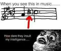 How dare they insult me intelligence!:)
