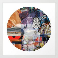 Essence Of Life · Lost in Dreamland · Jupiter Art Print by Marko Köppe - $19.99