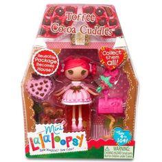 Mini Lalaloopsy   Toffee Cocoa Cuddles    Series 6