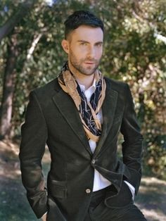 Adam Levine - Style & Sweetheart to Boot