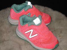 fcdfd1f70dd0b Toddler Girls NEW BALANCE Vazee Rush Running Sneakers Sz 6.5 Pink   NewBalance  Athletic Running