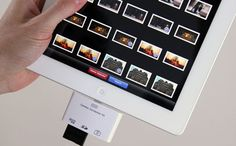 SD card reader for iPad Camera Connection Kit for iPad | Deal