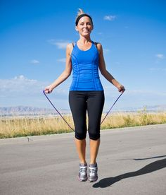 how to jump rope indoors